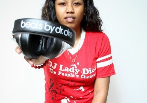 DJ LADY DIOR CHIPPIN DUNG DI ROAD