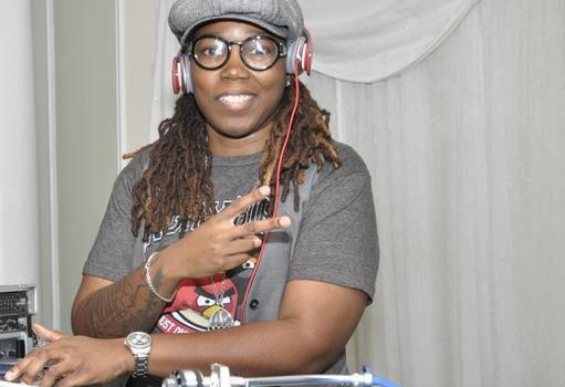 DJ LADY M POWER MIX