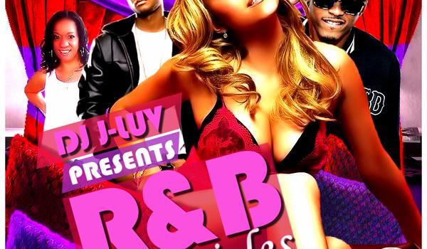 R&B CHRONICLES DJ JLuv