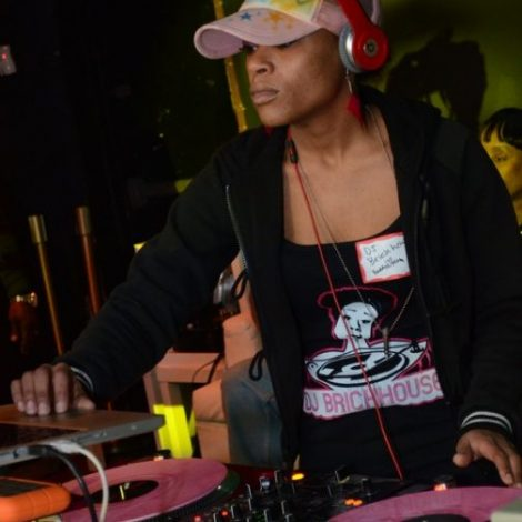 DJ BRICKHOUSE