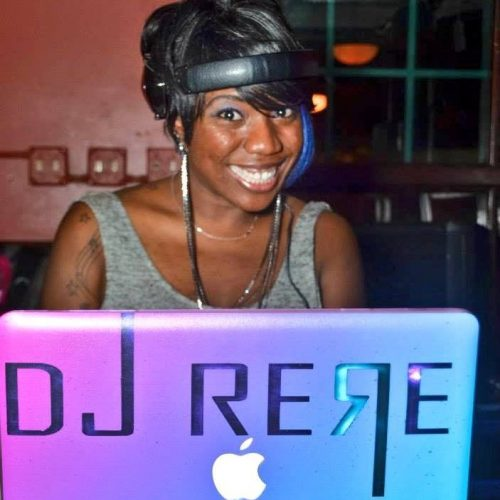 DJ RERE Welcome To My House Party