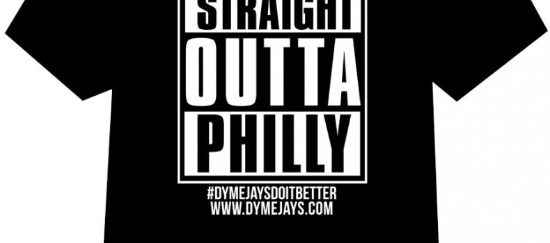 Straight Out Of Philly Shirt