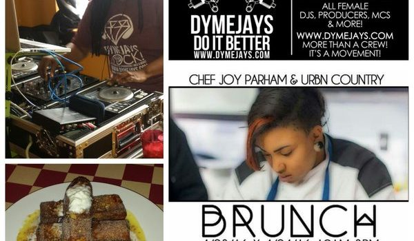 CHEF JOY's POP UP BRUNCH