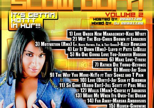 THE SLOW BURN VOL 2 by DJ EEAAZZEE