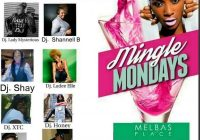 Mingle Mondays 1-2-16