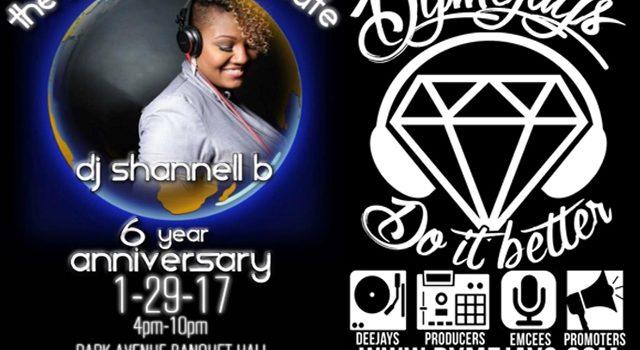 Dj Shannell B IDC 6