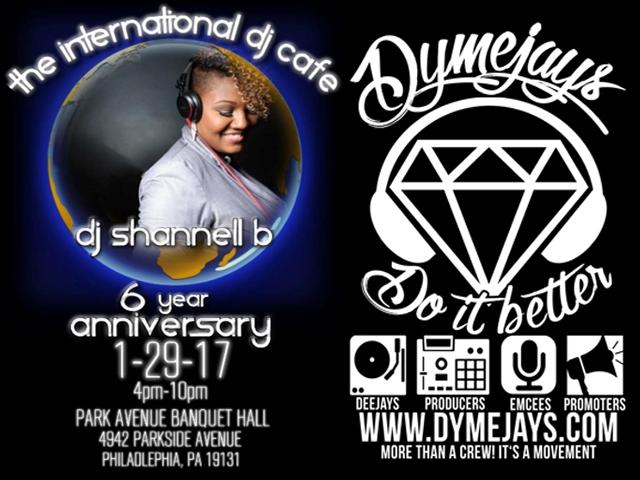 Dj Shannell B IDC 1/29/17